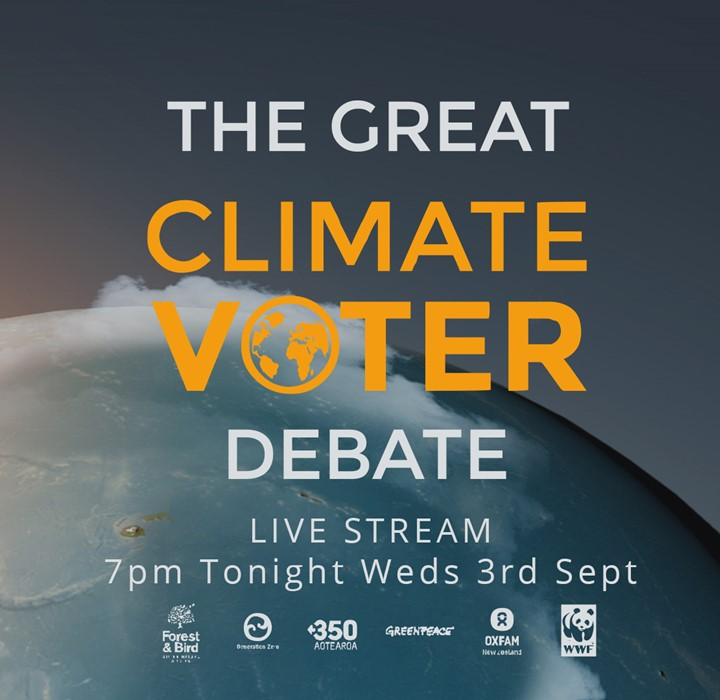 The Great Climate Change Election Debate