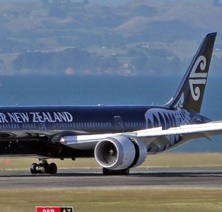 Air New Zealand - innovation and digital communication leader