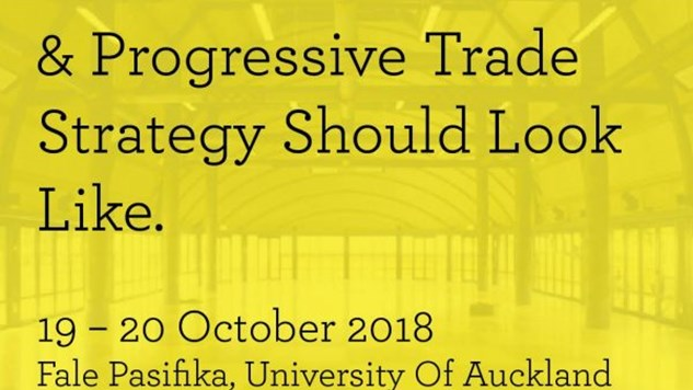 Conference - Alternative Trade Policy - what should it look like?