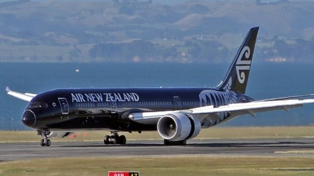 Air New Zealand - 25 LIVE STREAM EVENTS